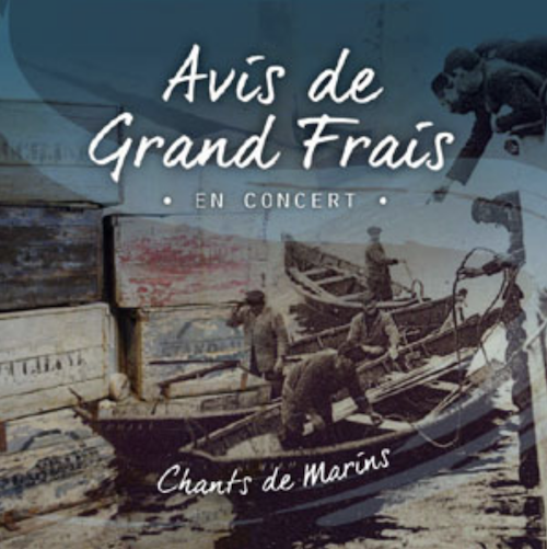 Avis de Grand Frais en concert