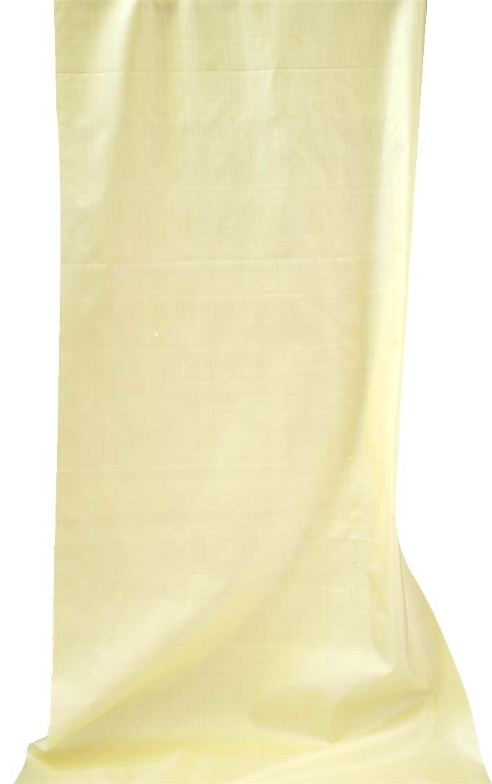 Cream color natural silk scarf