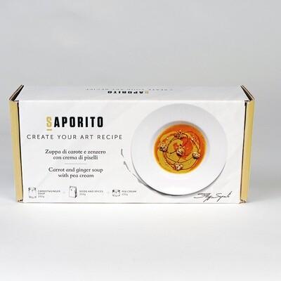 Confezione Regalo - Zuppa: I Piaceri dell'Anima