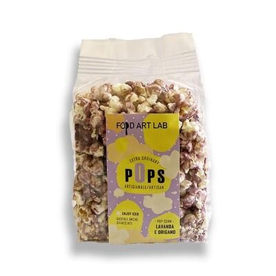 Pop Corn Caramellati Lavanda e Origano