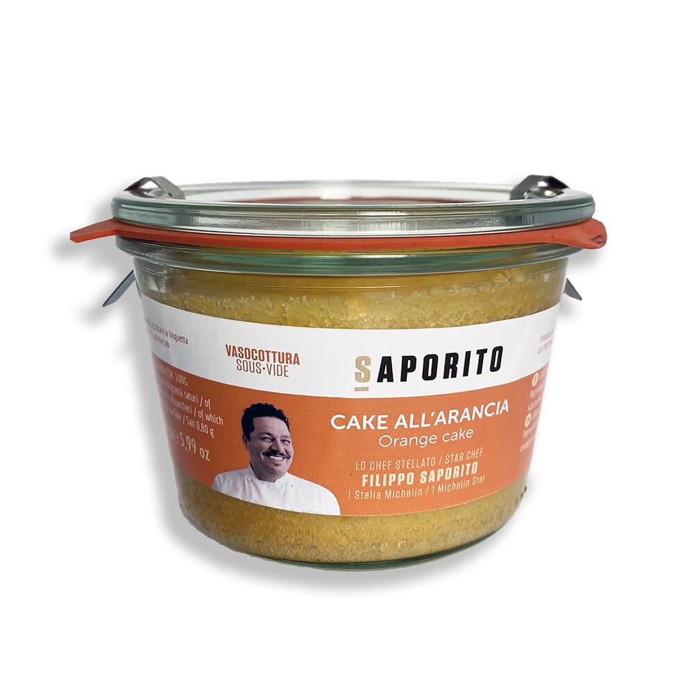 Mini-Cake all'Arancia