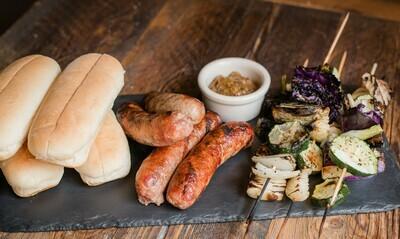 Italian Sausage BBQ  |  Oct 2nd & 3rd  |  Serves 4