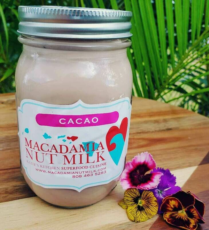 Macadamia Nut Milk Cacao