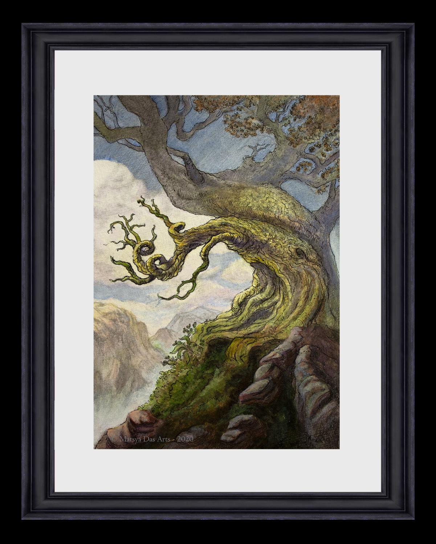 Whim - Original Painting