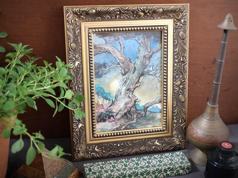 Memories of Rackham - Original Painting