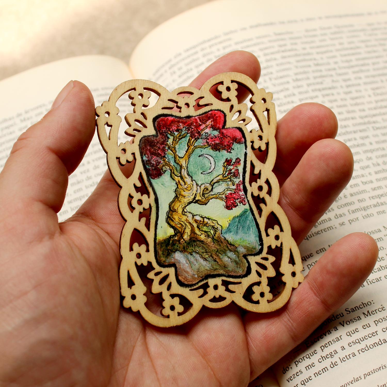 Poetry  - Miniature Original
