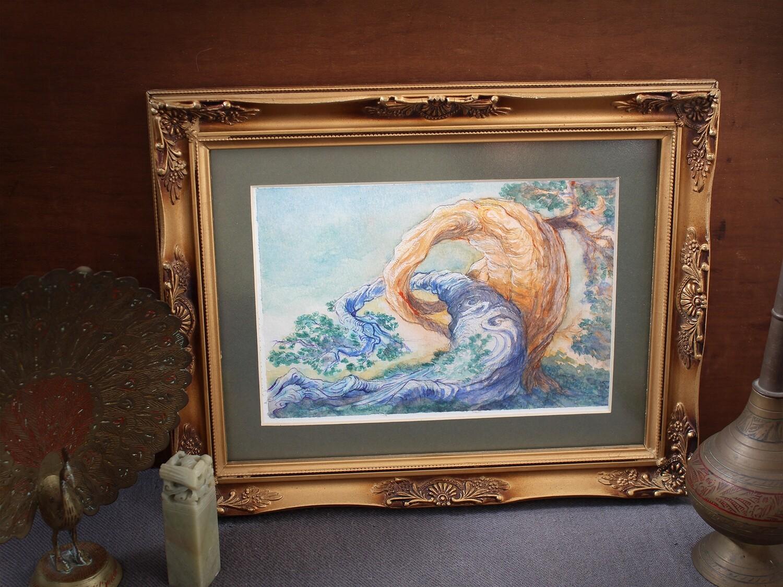 Entanglement - Original Painting
