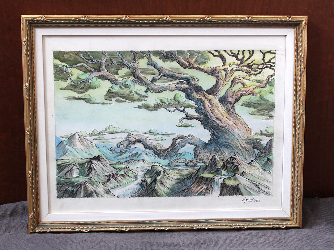 The Mother Tree - Original Painting