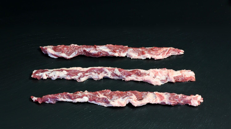IBERICO PORK LAGARTO ( 500-600 gr. pack)