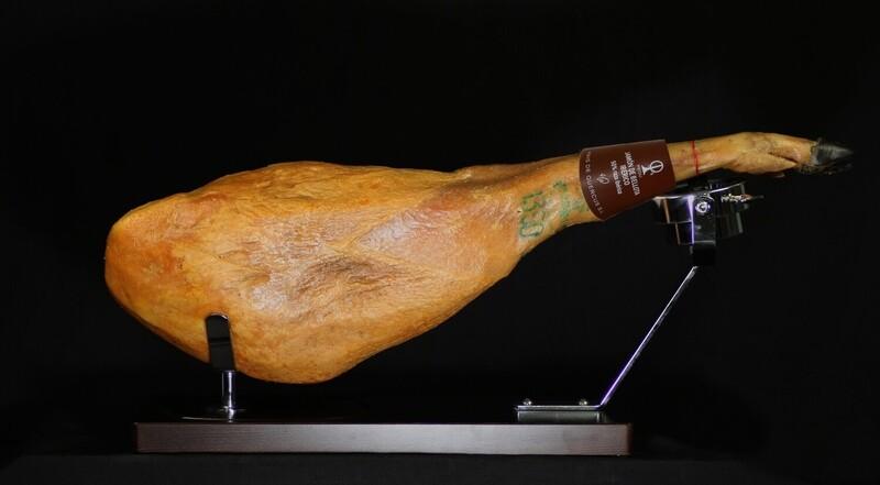 IBERICO BELLOTA HAM (WHOLE) 9-10 Kg.
