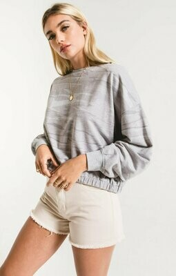 Z Supply Camo Pullover