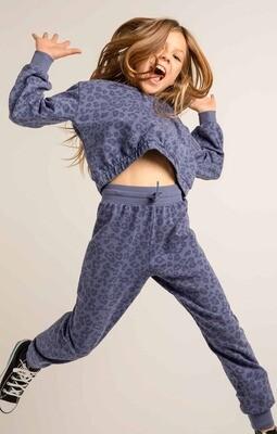 Z Supply Kids Ava Leopard Jogger