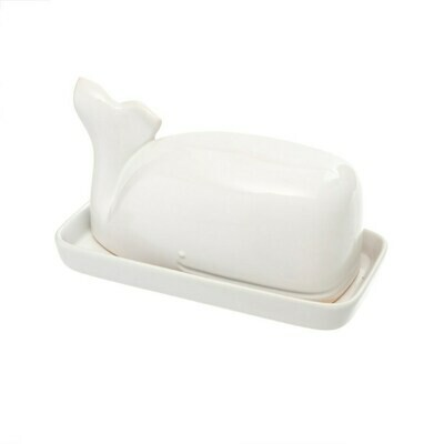 Indaba Whale Butter Dish
