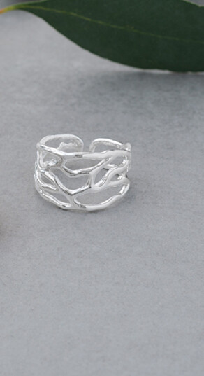 Glee Intertwined Ring