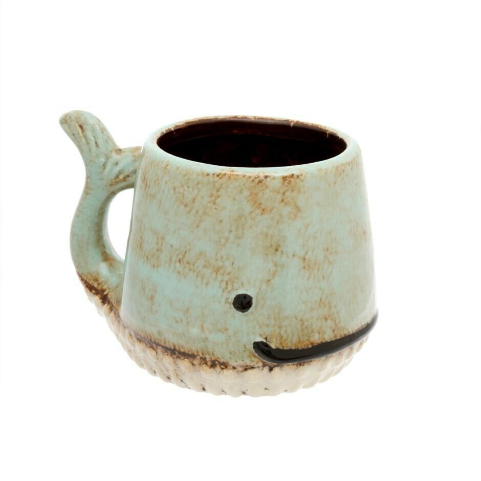 Indaba Whale Mug