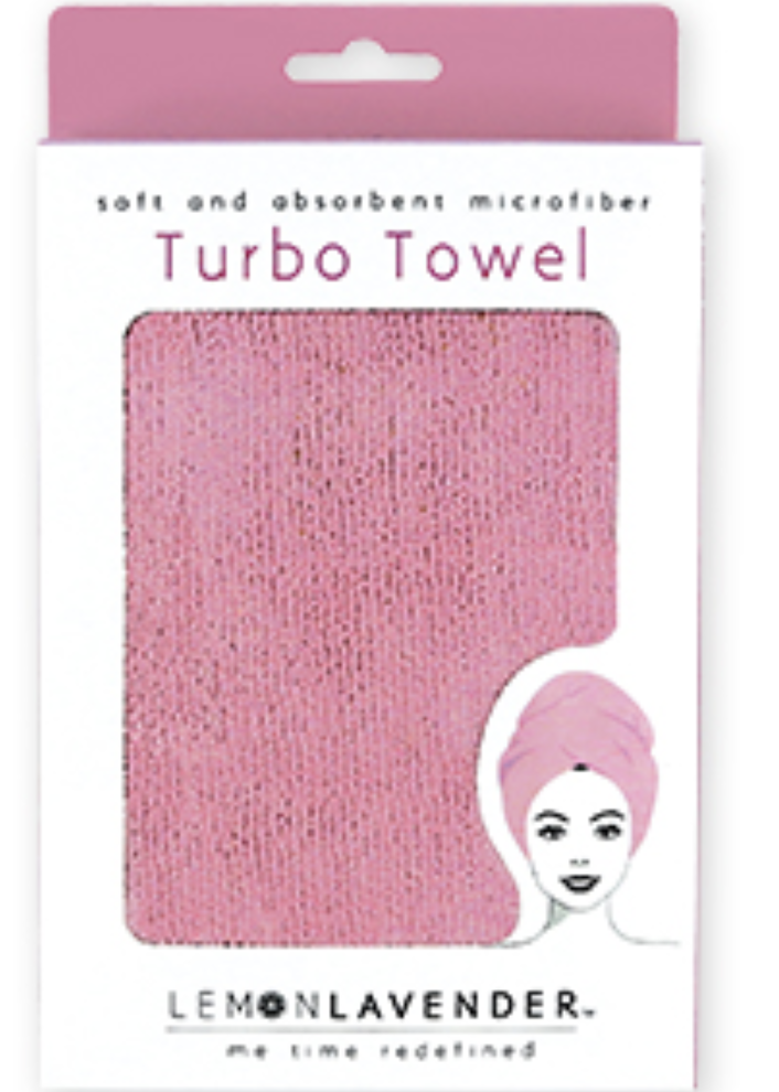 Turbo Towel Think Pink