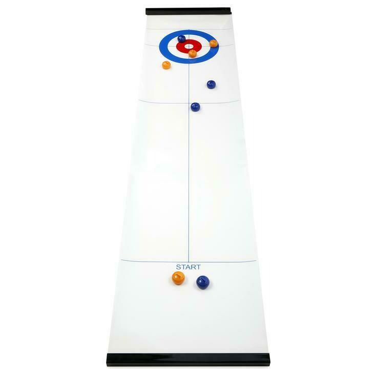 Kikkerland Table Top Curling