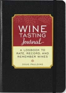 Peter Pauper Wine Tasting Journal