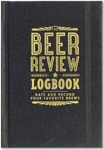 Peter Pauper Beer Review Logbook