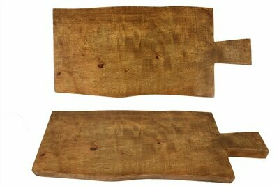 Paddle Charcuterie Board