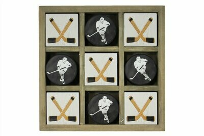 Tic Tac Toe Hockey