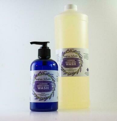Seafoam Lavender Hand/Body Wash
