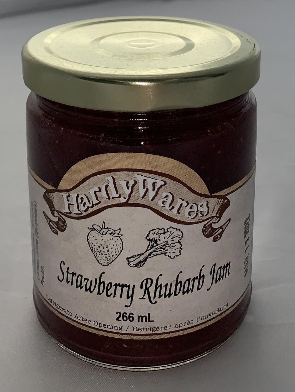 Hardywares Preserves Strawberry Rhubarb Jam
