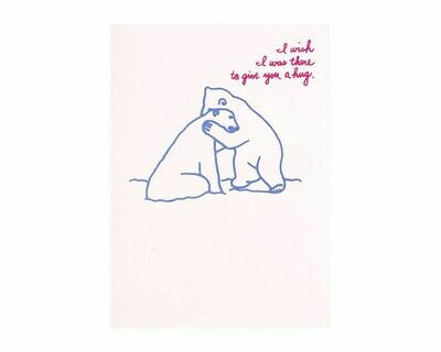 Paper Rebel Polar Bear Hug