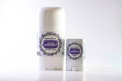 Seafoam Lavender Deodorant