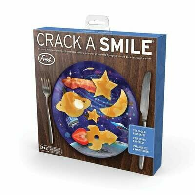 Crack A Smile Rockets And Stars