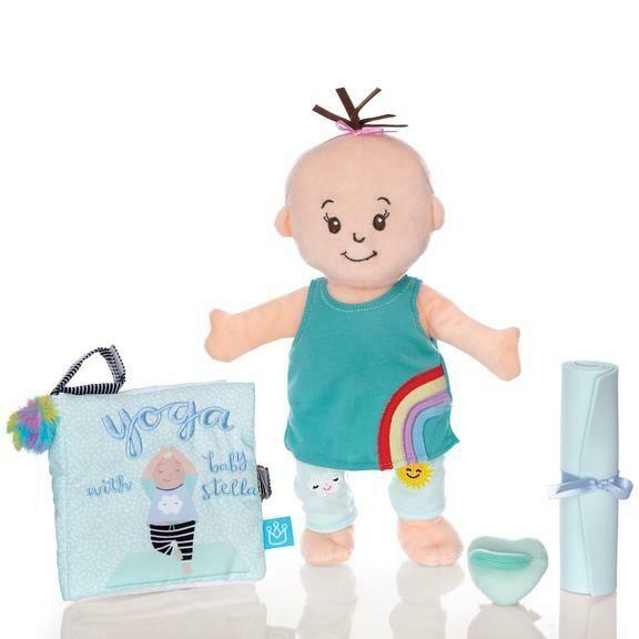 Wee Baby Stella Yoga Set