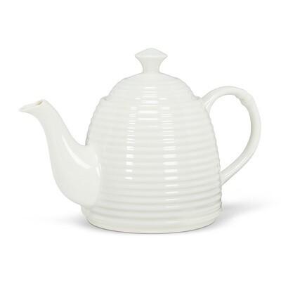 Abbott Teapot Beehive Shaped