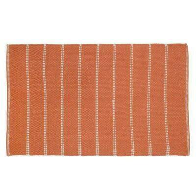 Rug Weave Orange