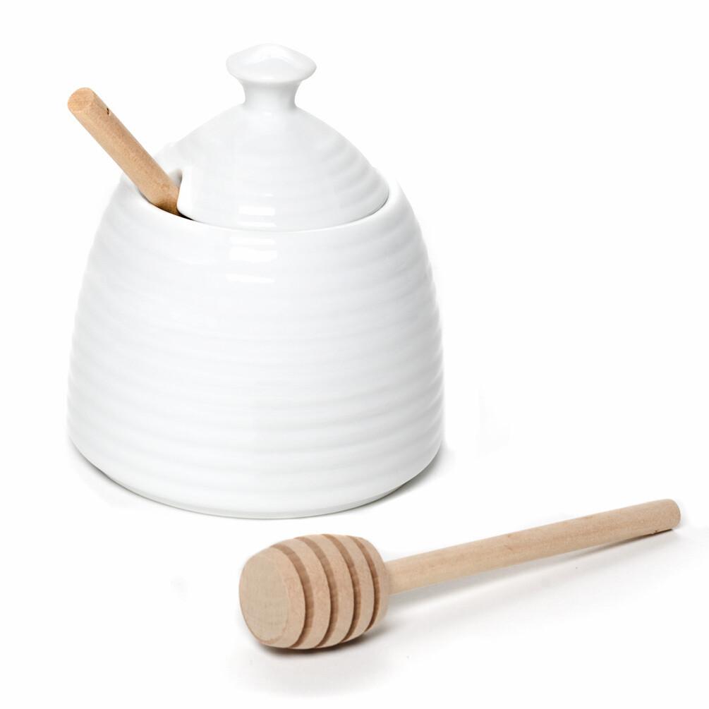 Abbott Honey Pot Beehive With Dauber