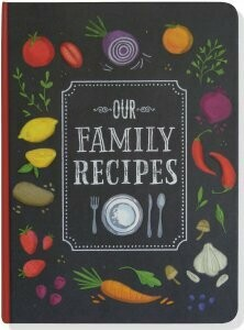 Peter Pauper Our Family Recipes