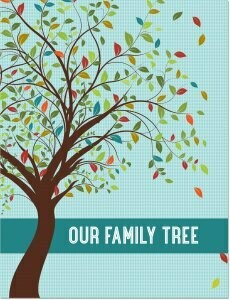 Peter Pauper Our Family Tree