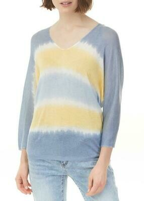 Charlie B Ombre Tie-Dye Sweater