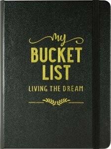 Peter Pauper My Bucket List Living The Dream