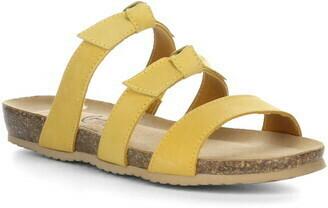 Bos & Co. Lure Nubuck Sandal