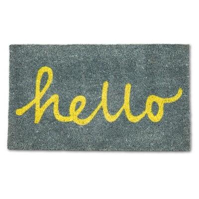 Abbott Assorted Doormat
