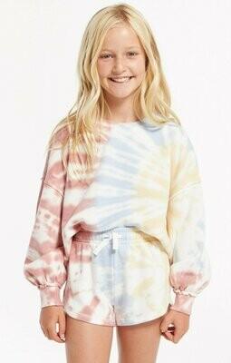 Z Supply Kids Mia Tie Dye Short