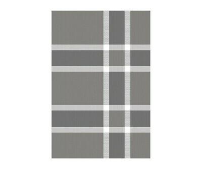 Rectangle Vinyl Floor Mat Family 024113