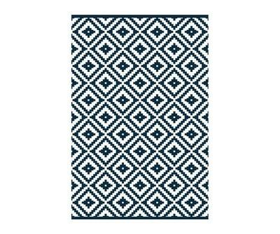 Rectangle Vinyl Floor Mat Cyclades 023593