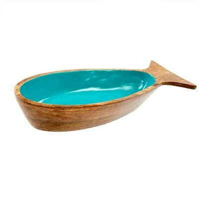 Indaba Pesca Serving Bowl