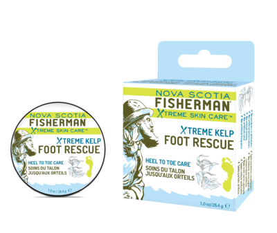 NS Fisherman Foot Rescue