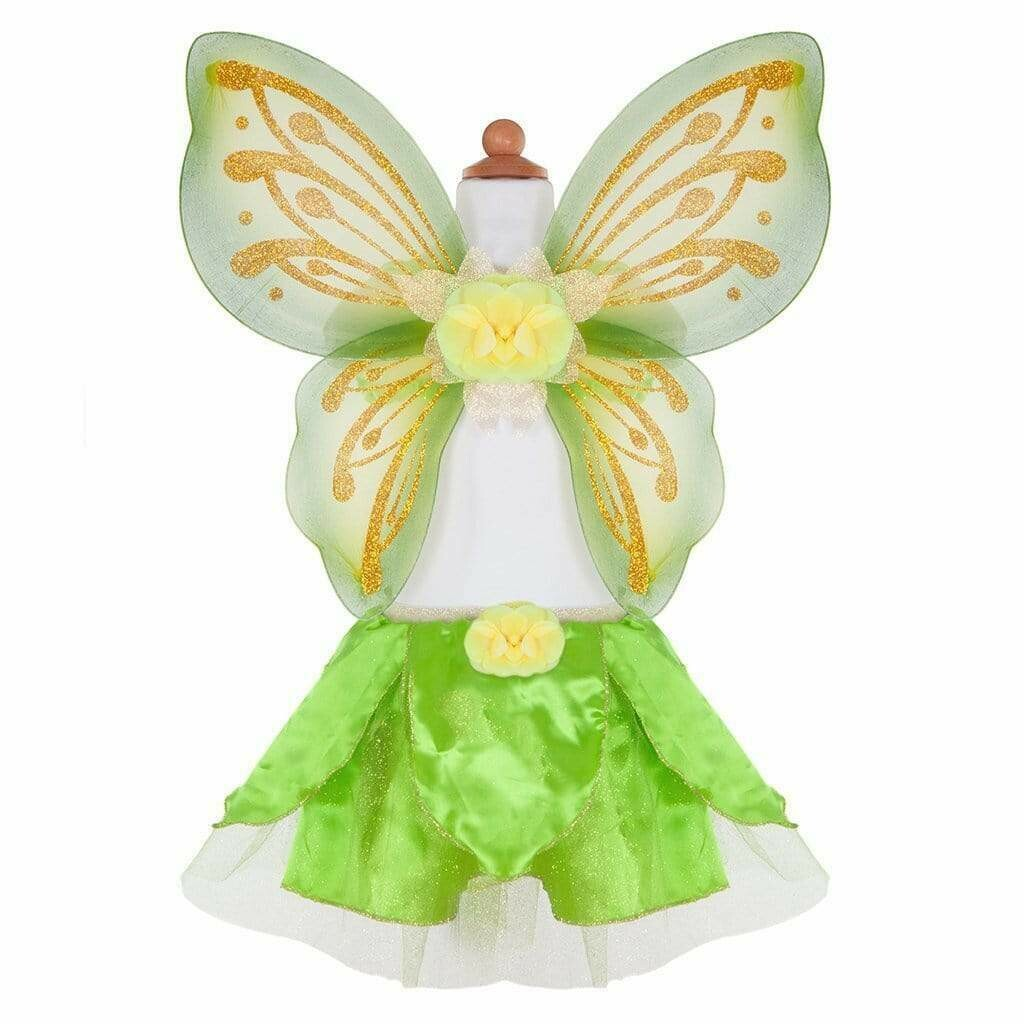 Tinkerbell Skirt with Wings 4-6 Yr