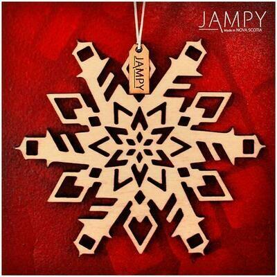 Jampy Seaflakes Ornaments
