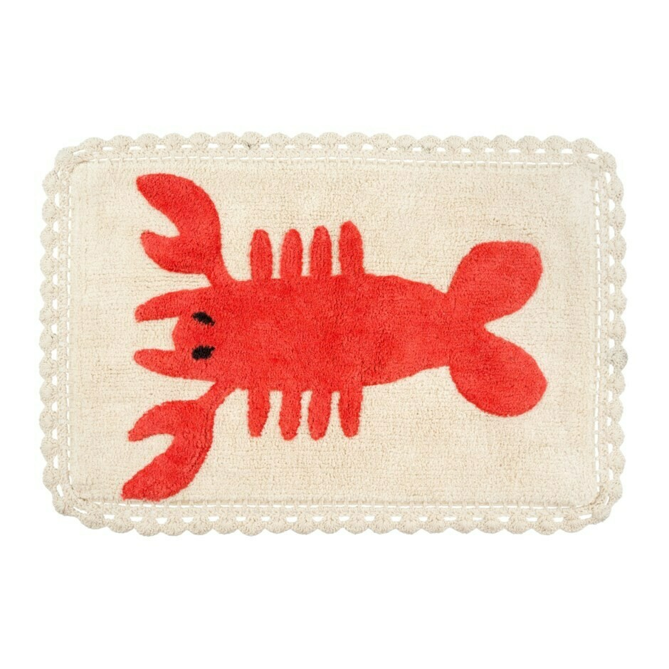 Indaba Crochet Bath Mat