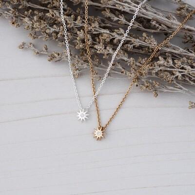 Glee Starburst Necklace