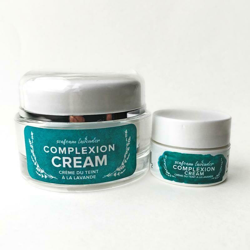 Seafoam Lavender Complexion Cream